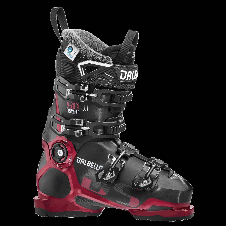 Braasport DS 90 W alpinstøvler, dame
