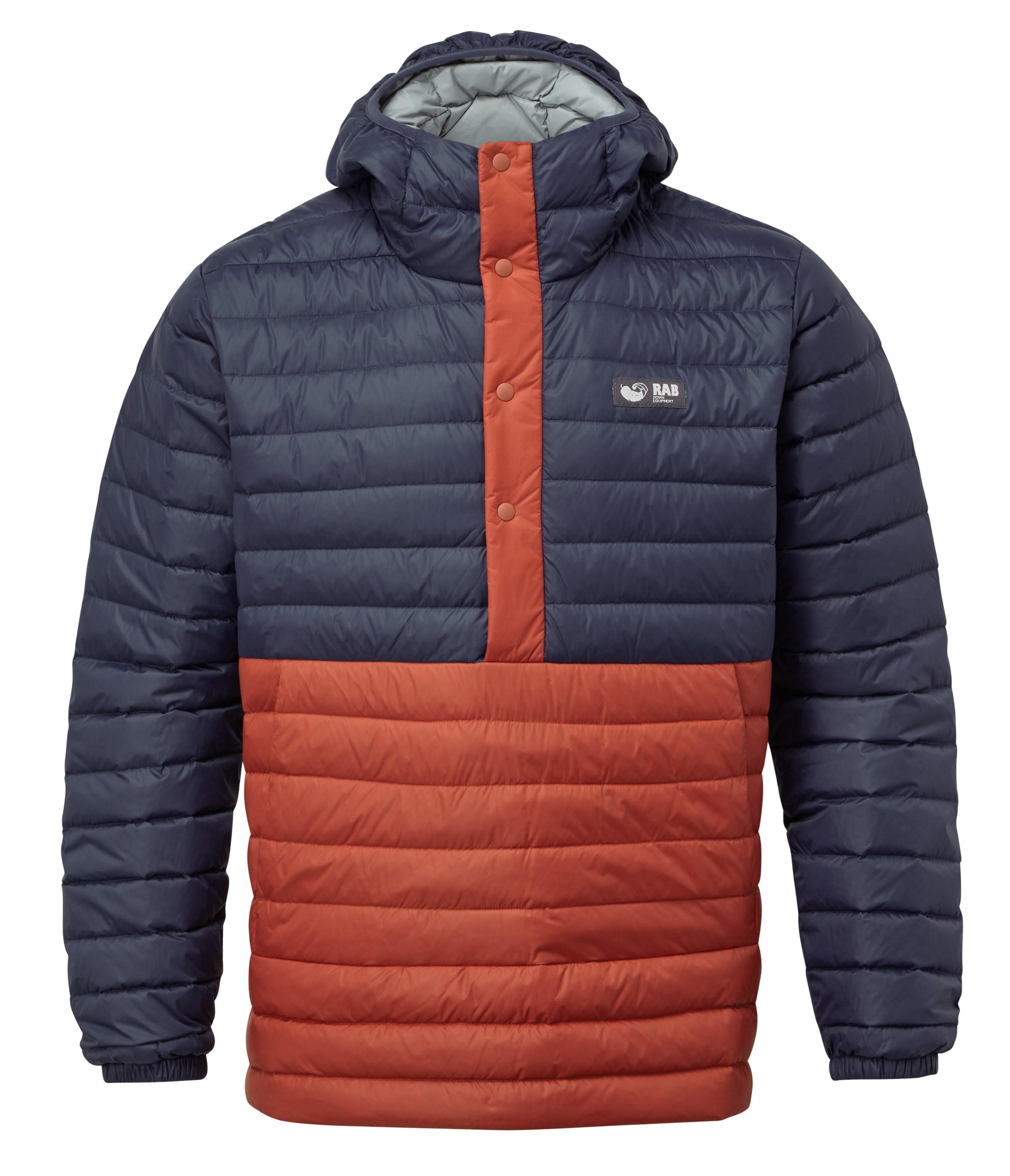 Patagonia snap T pullover Down. Anorakk dunjakke   FINN.no