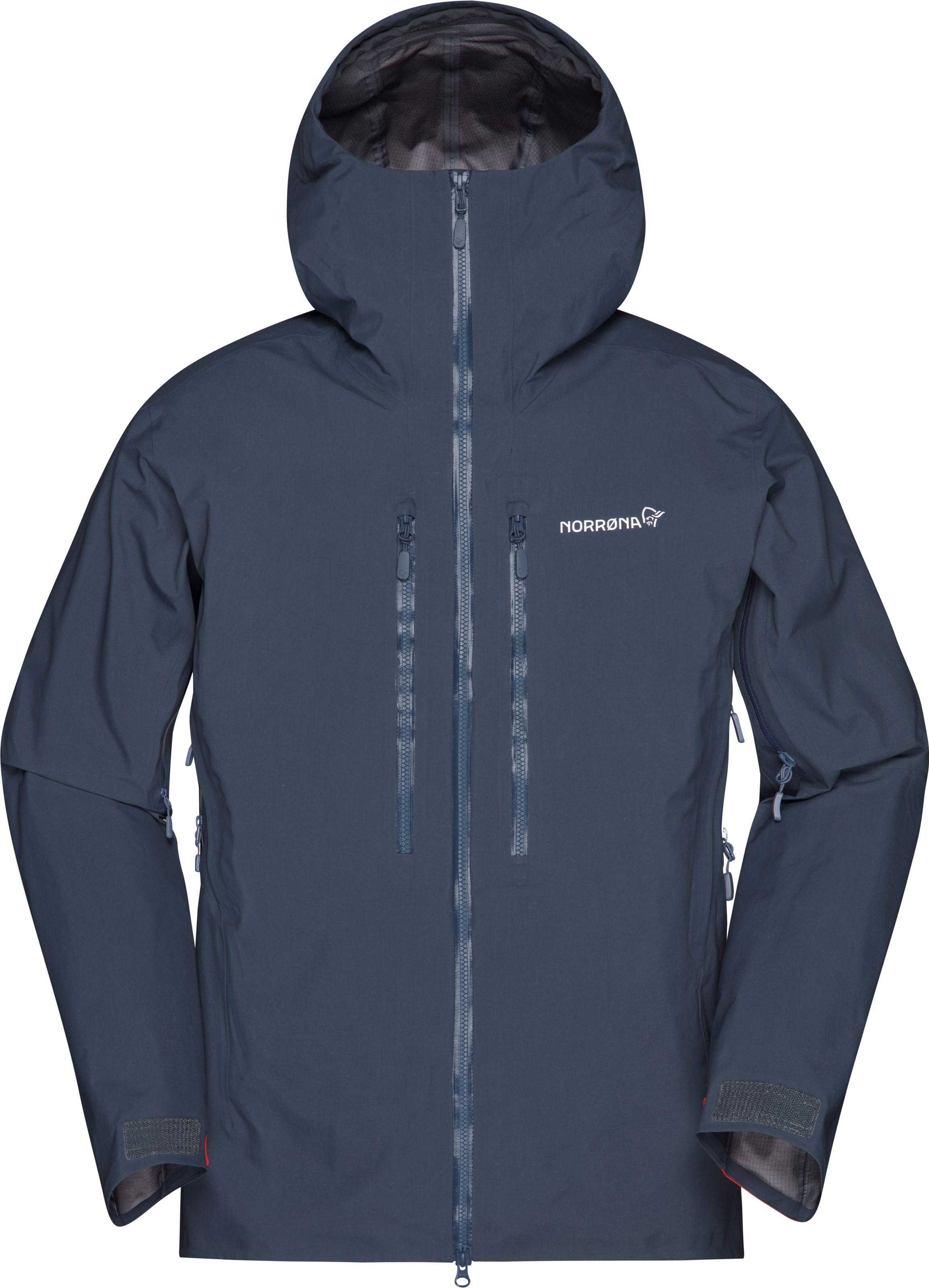 Norrøna jakke herre | Dunjakke til herre. 2020 09 13