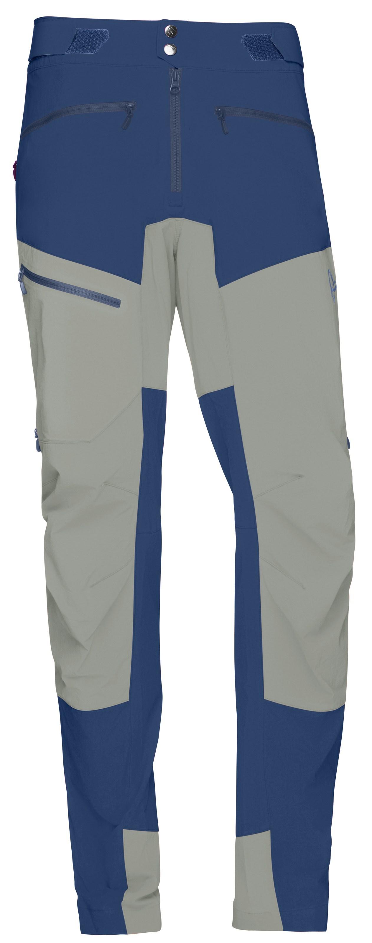 c2c077c4 ... Bilde: Norrøna Fjørå flex1 Pants, softshellbukse herre - Indigo  Night/Castor Grey 2211