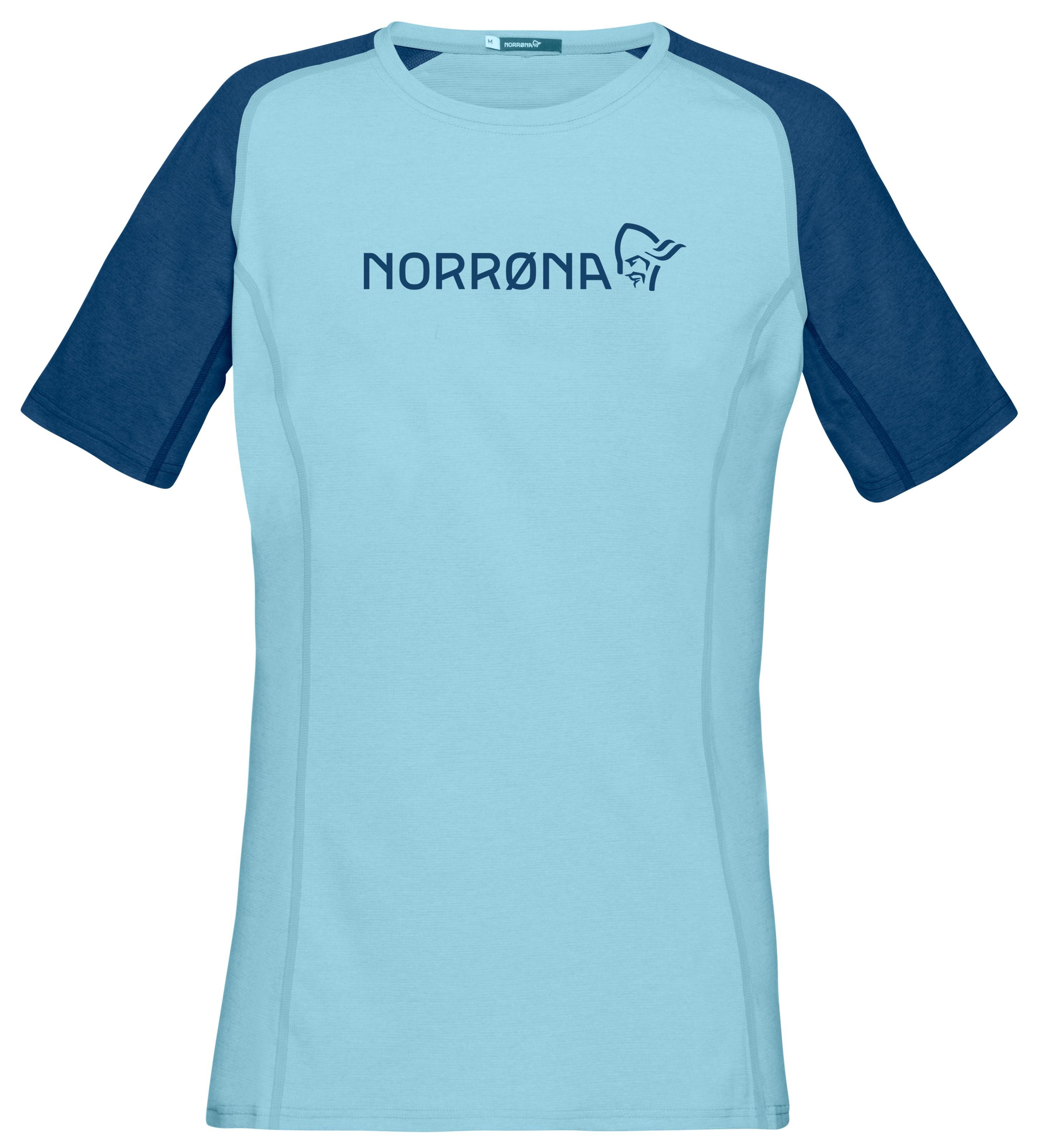 Norrøna Fjørå Lightweight T skjorte Royal Lush Dame
