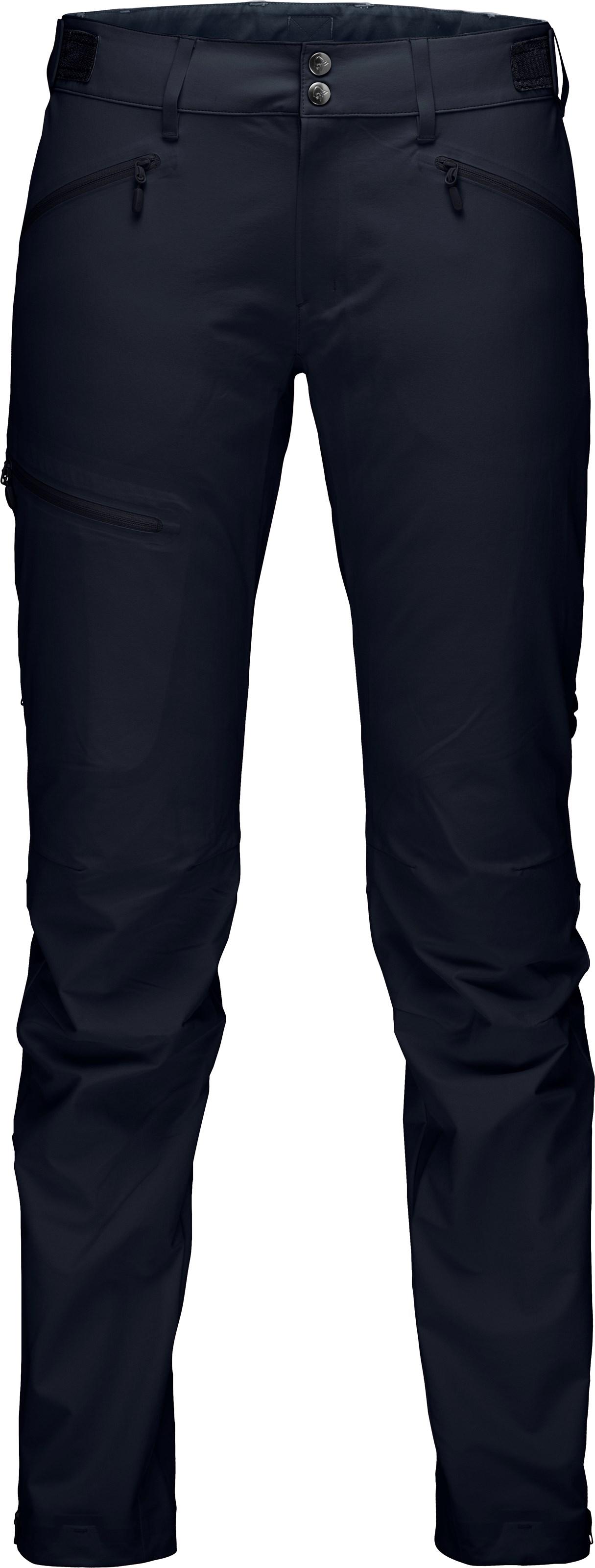 Braasport Norrøna Falketind flex1 Pants, softshellbukse herre