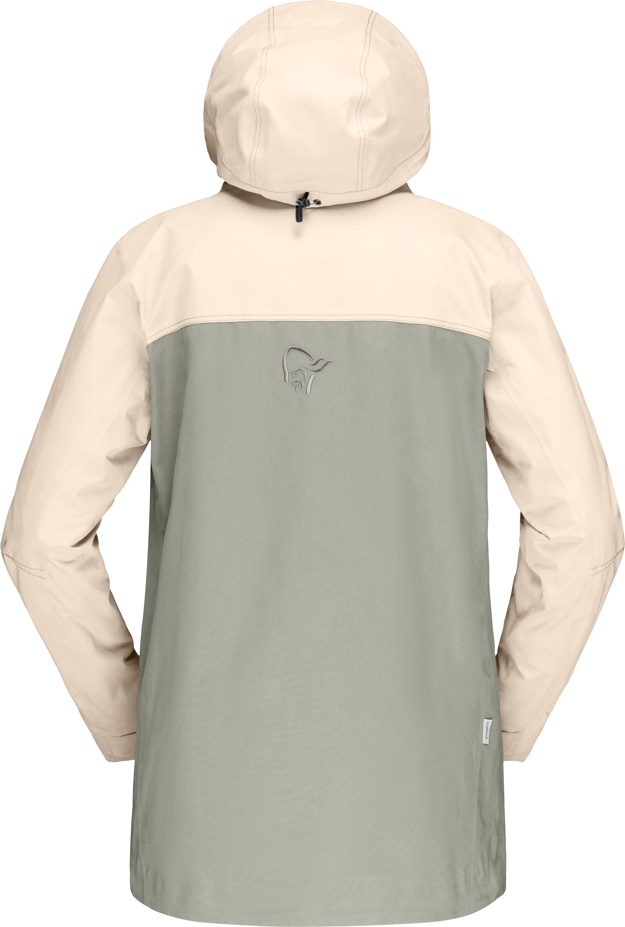 Braasport Norrøna Svalbard Cotton Jacket, bomullsjakke dame