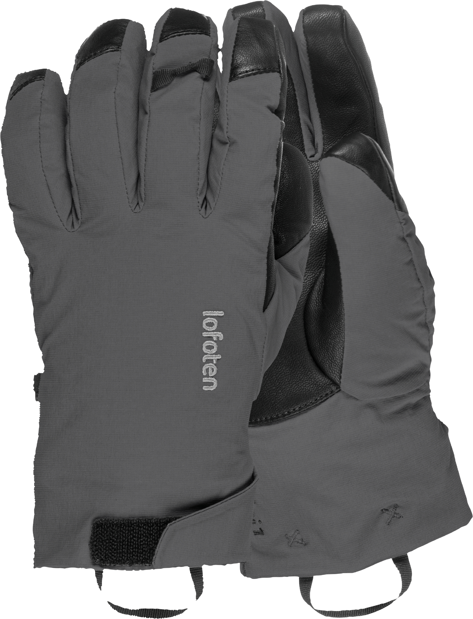 Norrøna Lofoten dri1 PrimaLoft170 short Gloves Phantom XL 2018