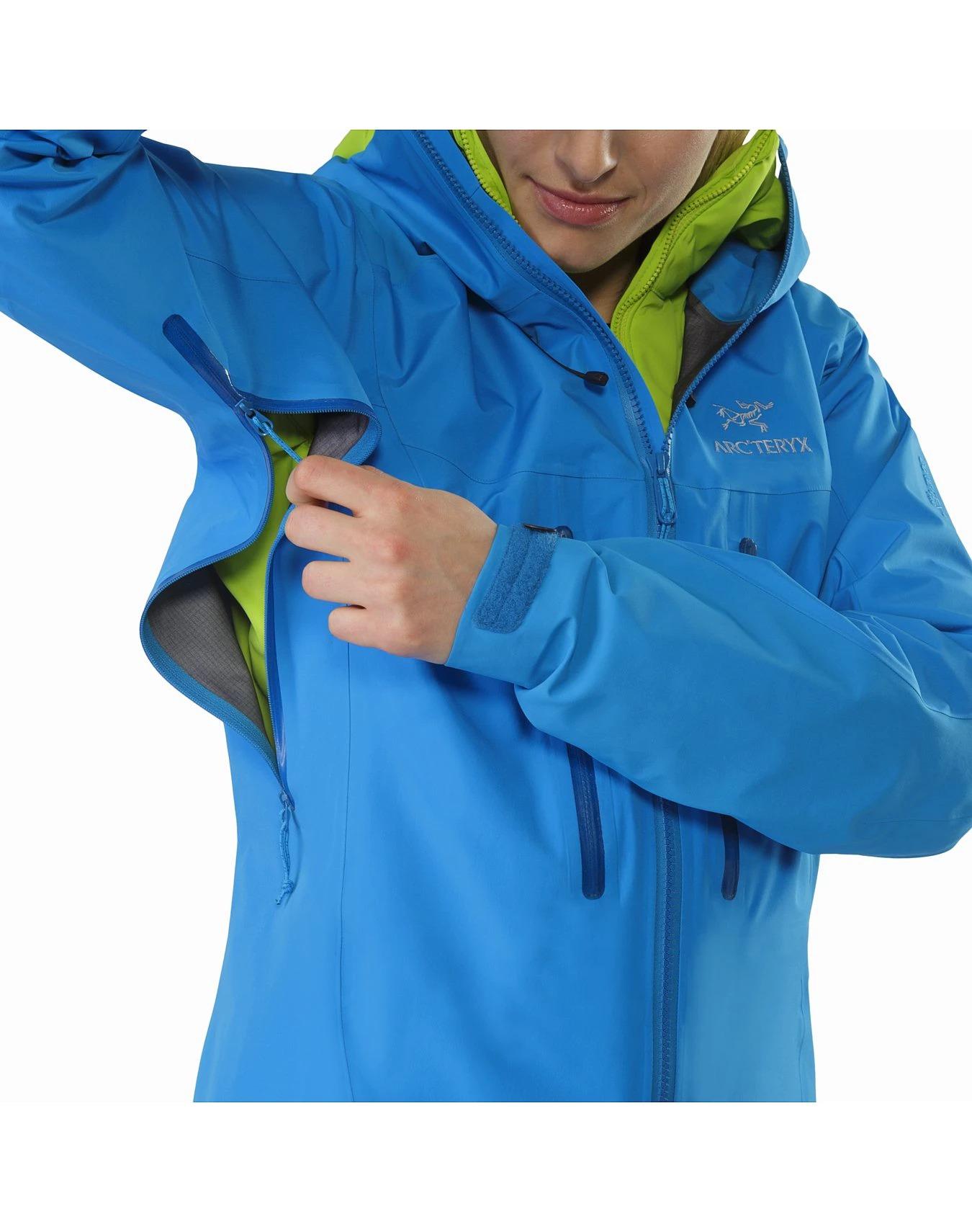 Braasport Arc´teryx Alpha AR Jacket dame