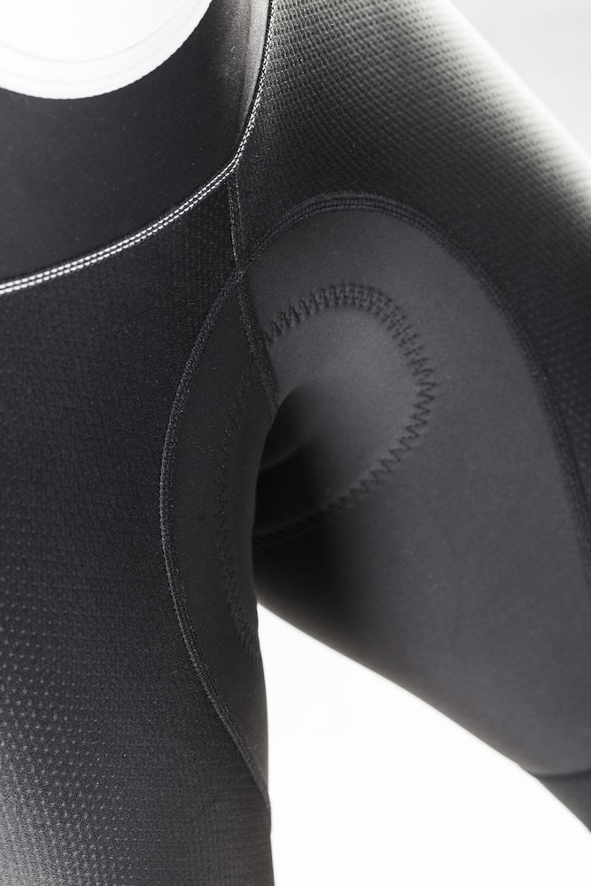 6d1f8132 ... Bilde: Craft Belle Bib Shorts sykkelshorts dame - Black/White ...
