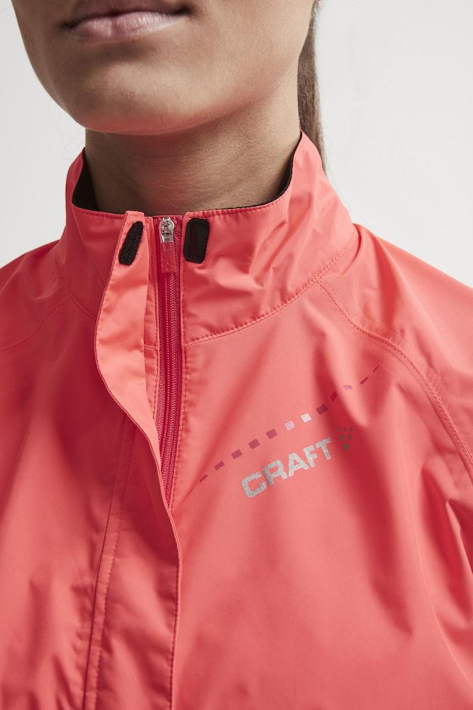 Braasport Craft Mist Rain Jacket, sykkeljakke dame