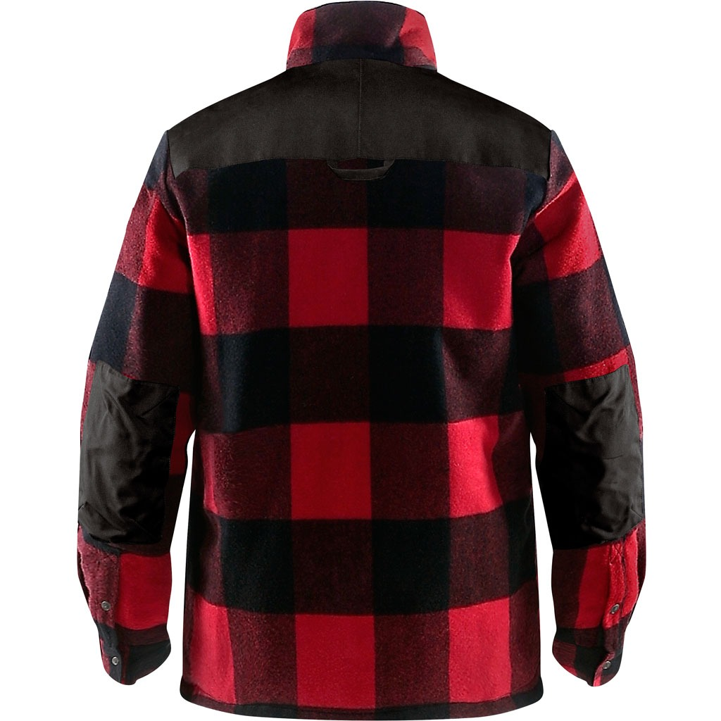 Fjellreven Canada Wool Padded Jakke Herre