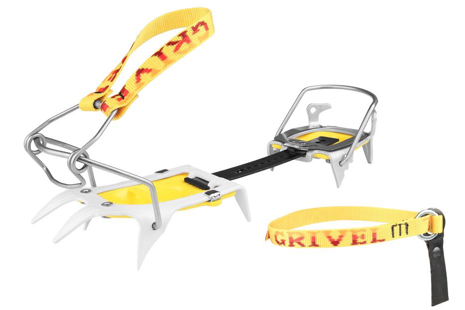 Braasport Grivel Ski Tour SM stegjern