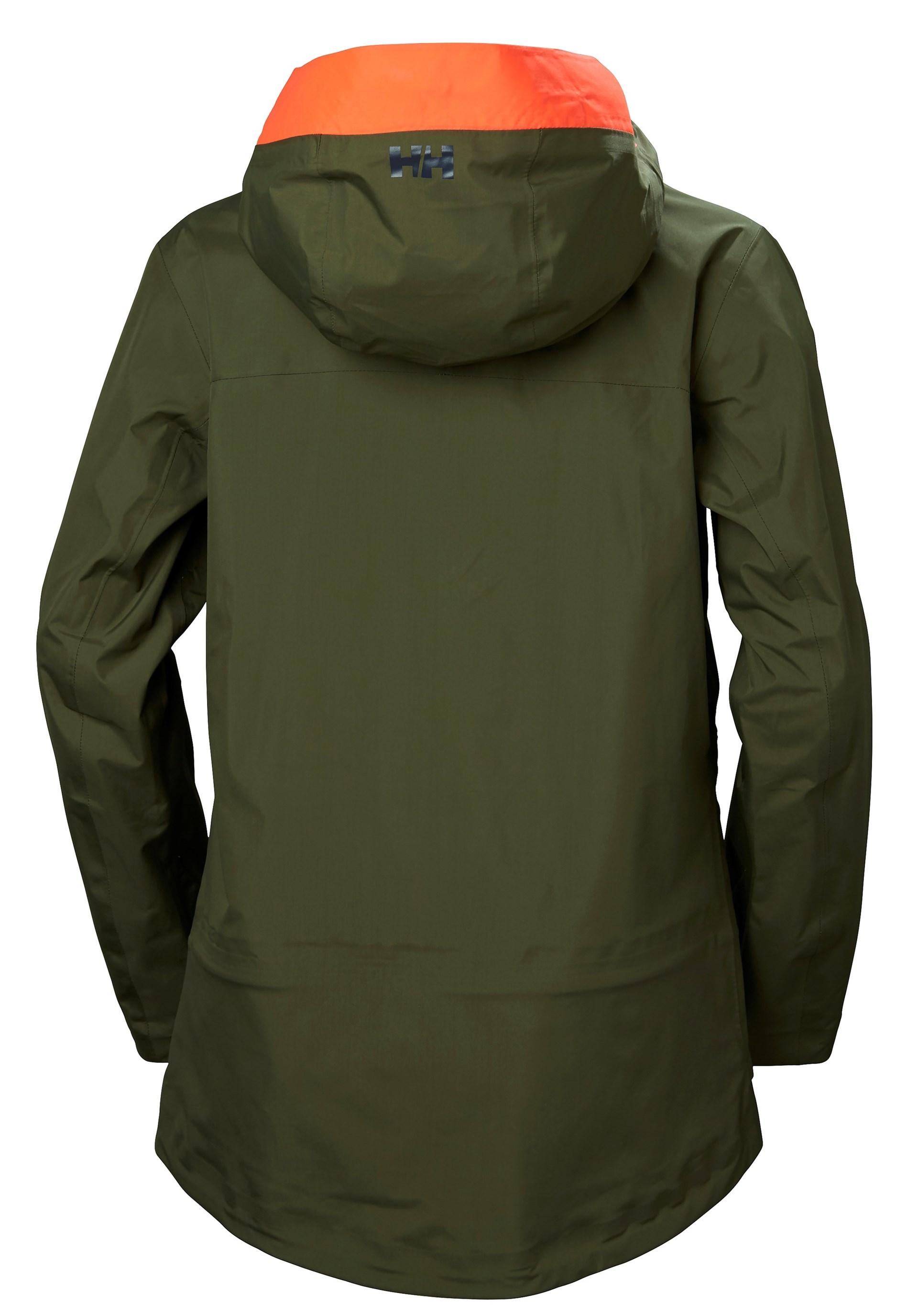 43be651e ... Bilde: Helly Hansen W Kvitegga Shell Jacket, skijakke dame - Ivy Green  65575- ...