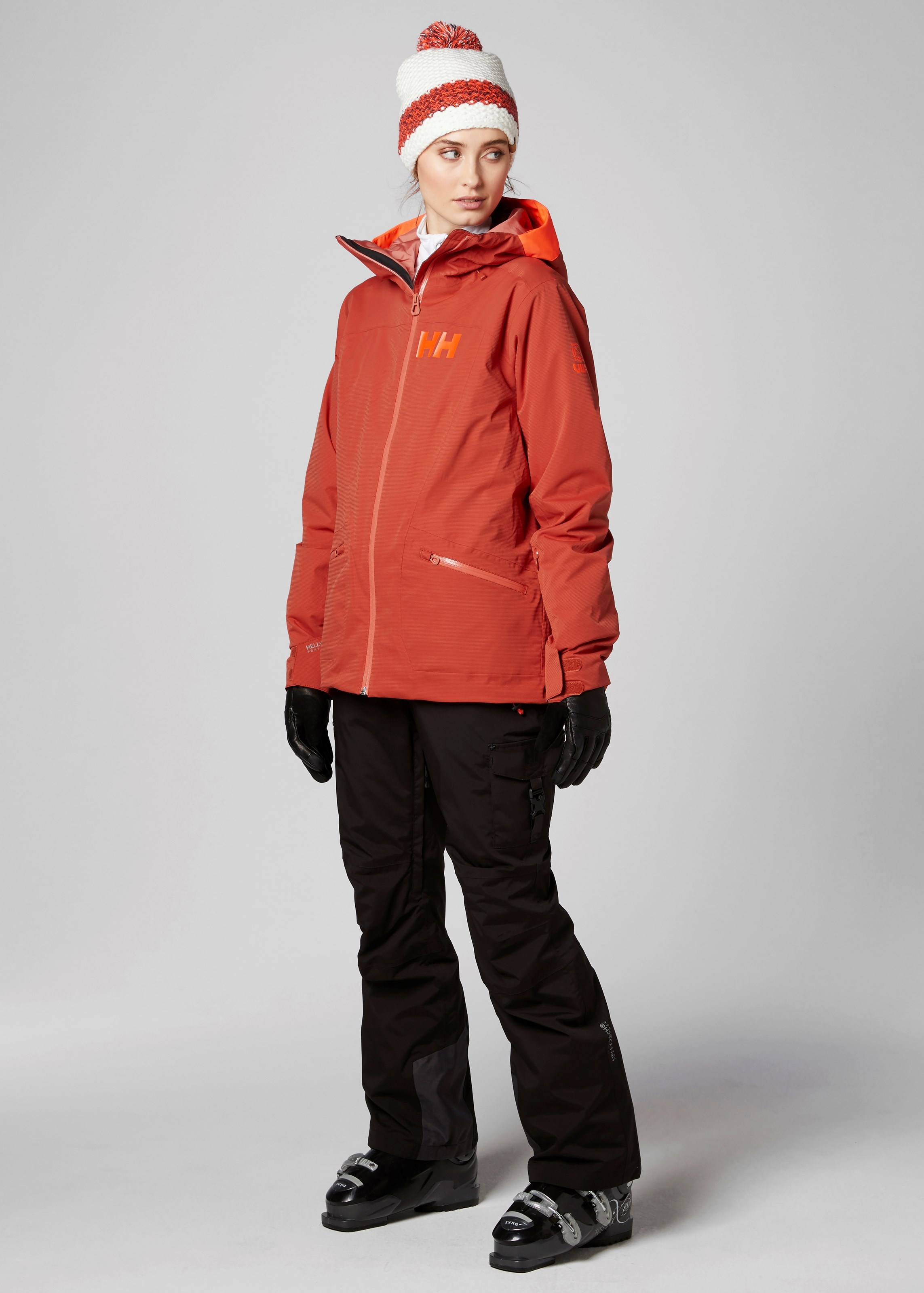 328fa9f3 Braasport - Helly Hansen W Glory Jacket, skijakke dame