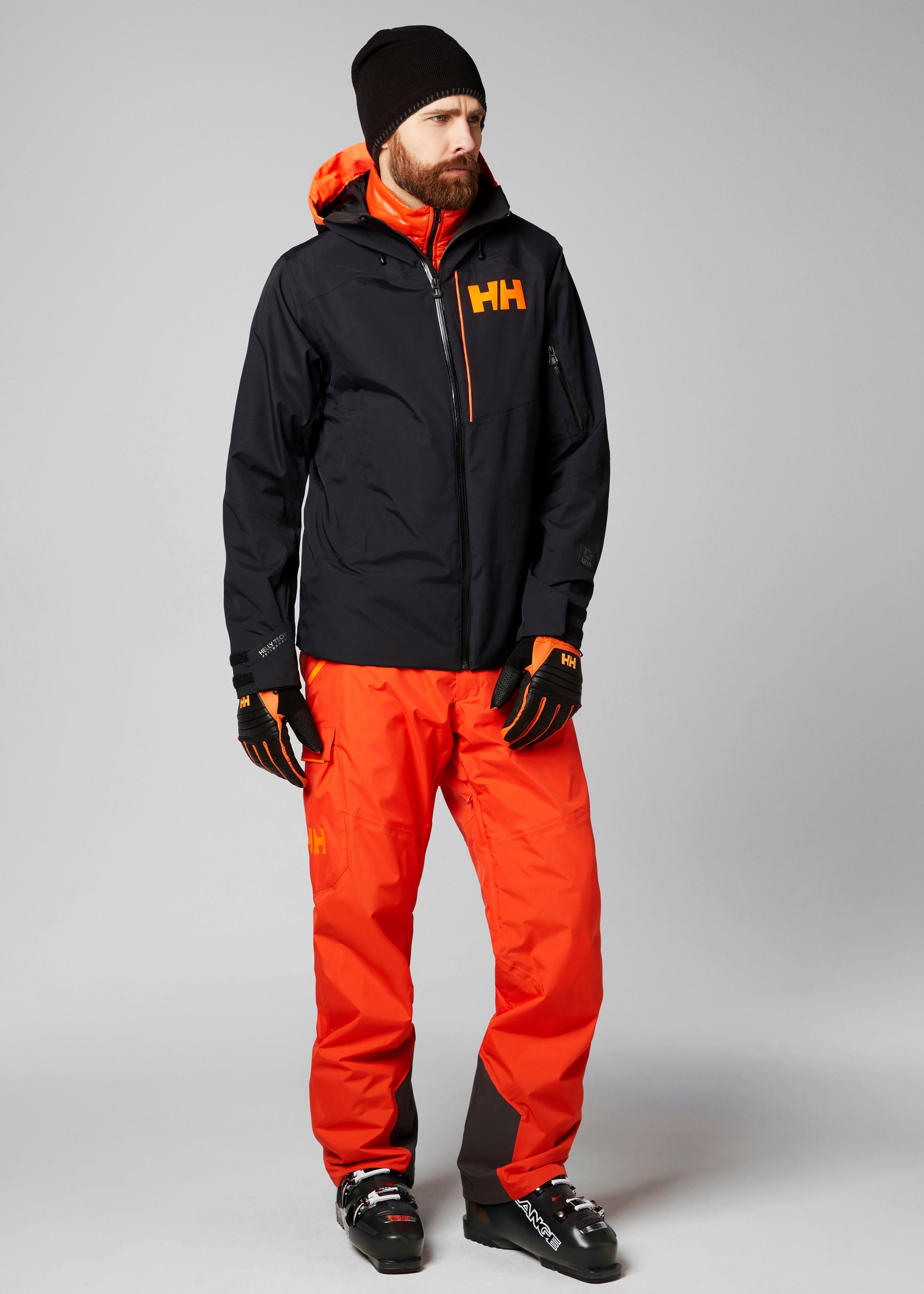 Braasport Helly Hansen Overland Jacket, skijakke herre