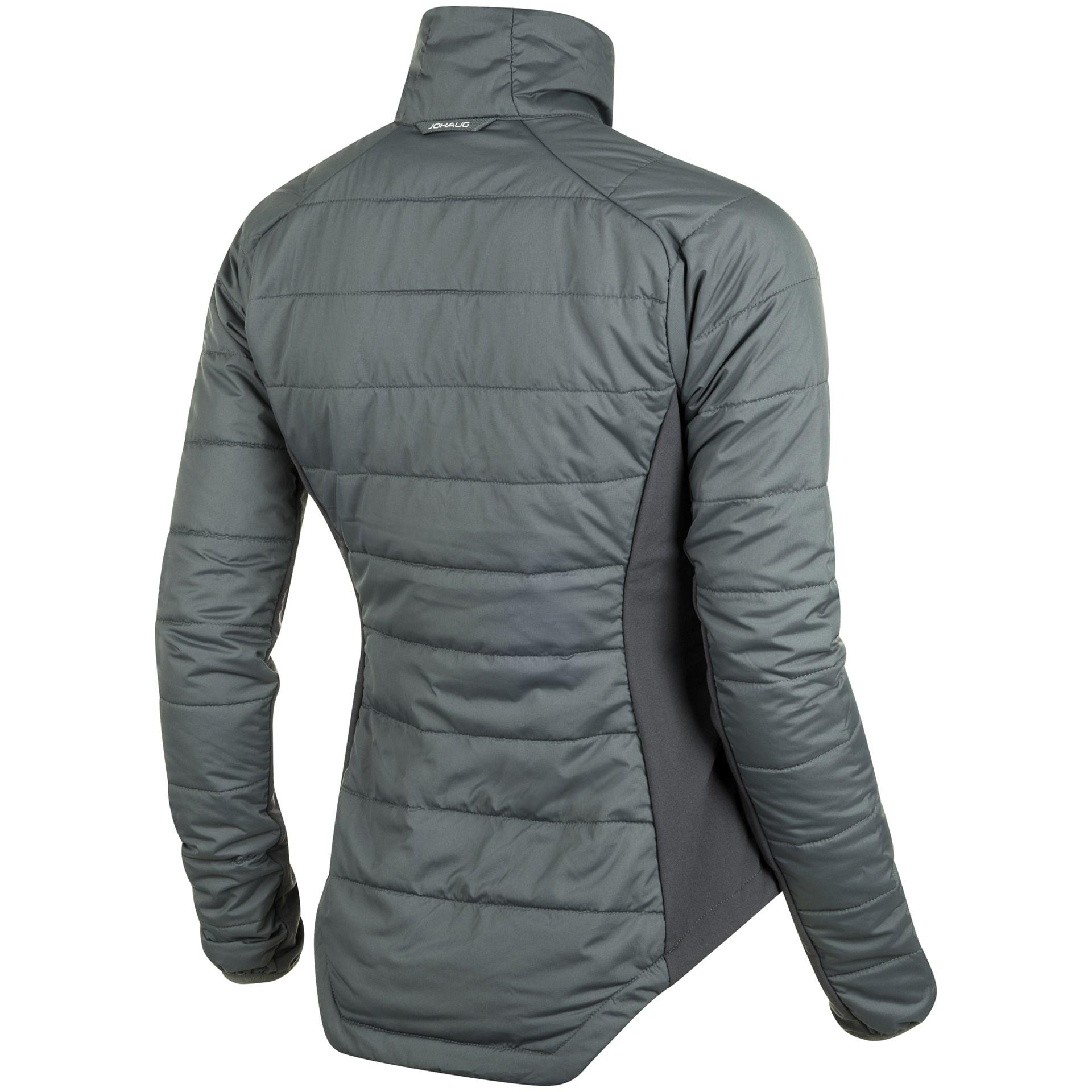 6b2bbf6f ... Bilde: Johaug Lofty Primaloft Jacket, isolasjonsjakke dame - Shadow  220344