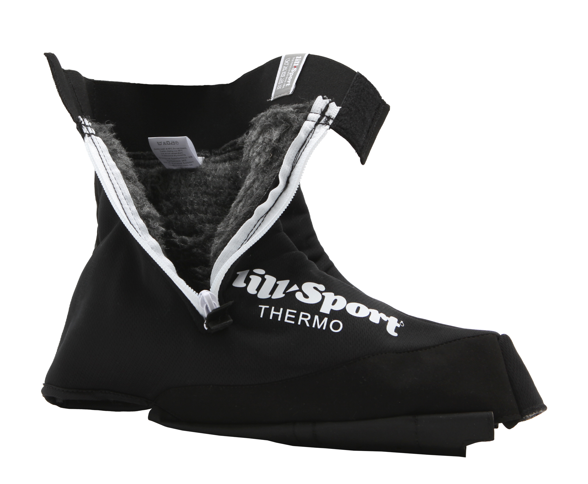 Boot Cover Thermo Black