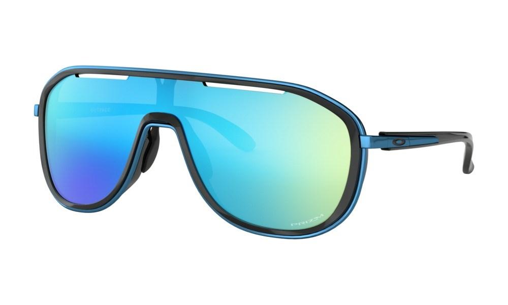 c957ffbb03ee Bilde  Oakley Outpace Polished Black Sapphire   Prizm Sapphire solbriller -  Prizm Sapphire ...