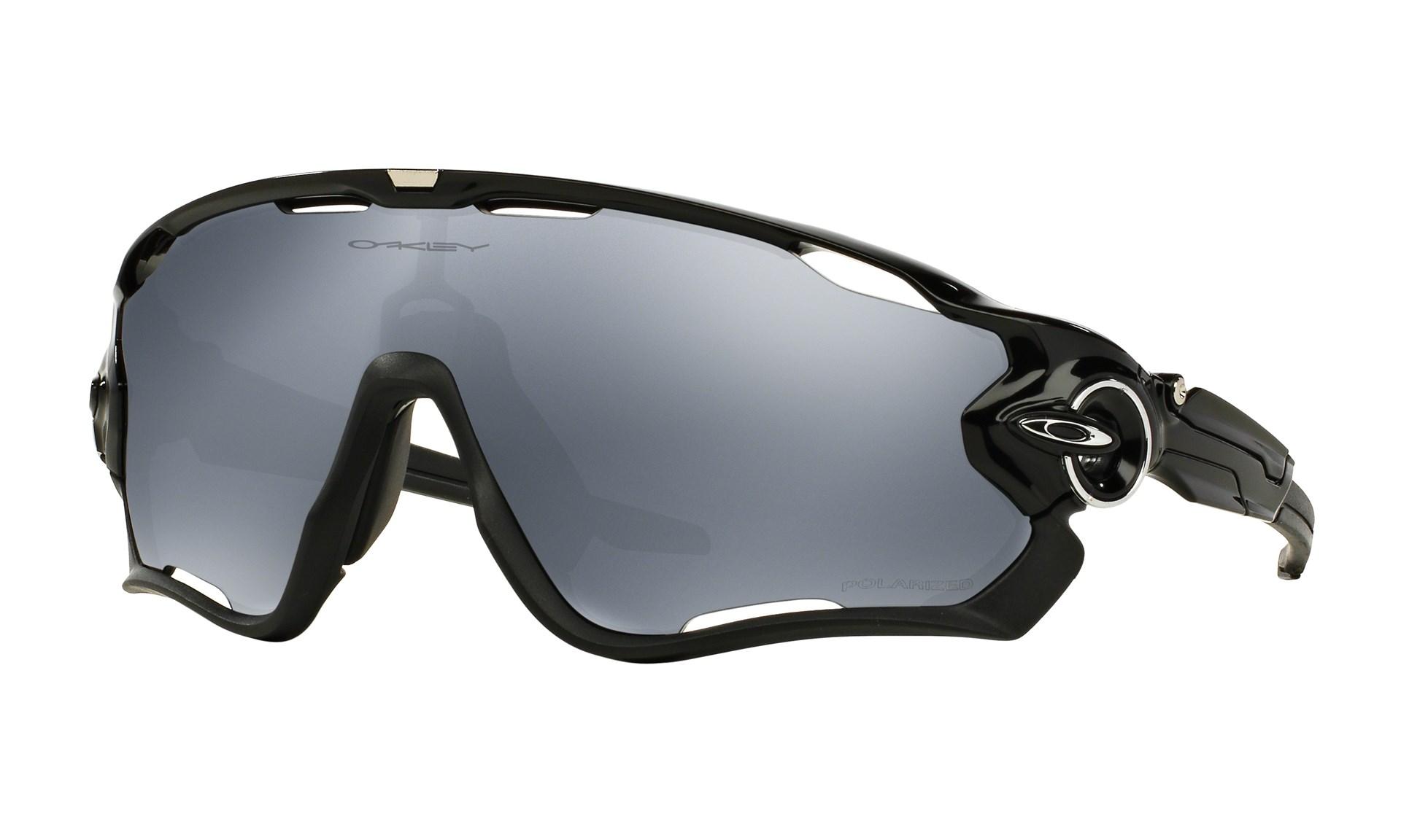 f15bf0a25 Braasport - Oakley Jawbreaker Polished Black / Black Iridium ...