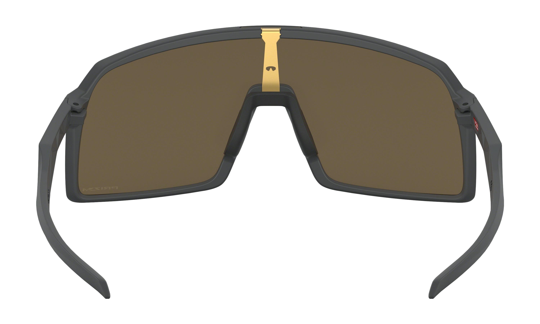 Braasport Oakley Sutro Matt Carbon Prizm 24K sportsbriller