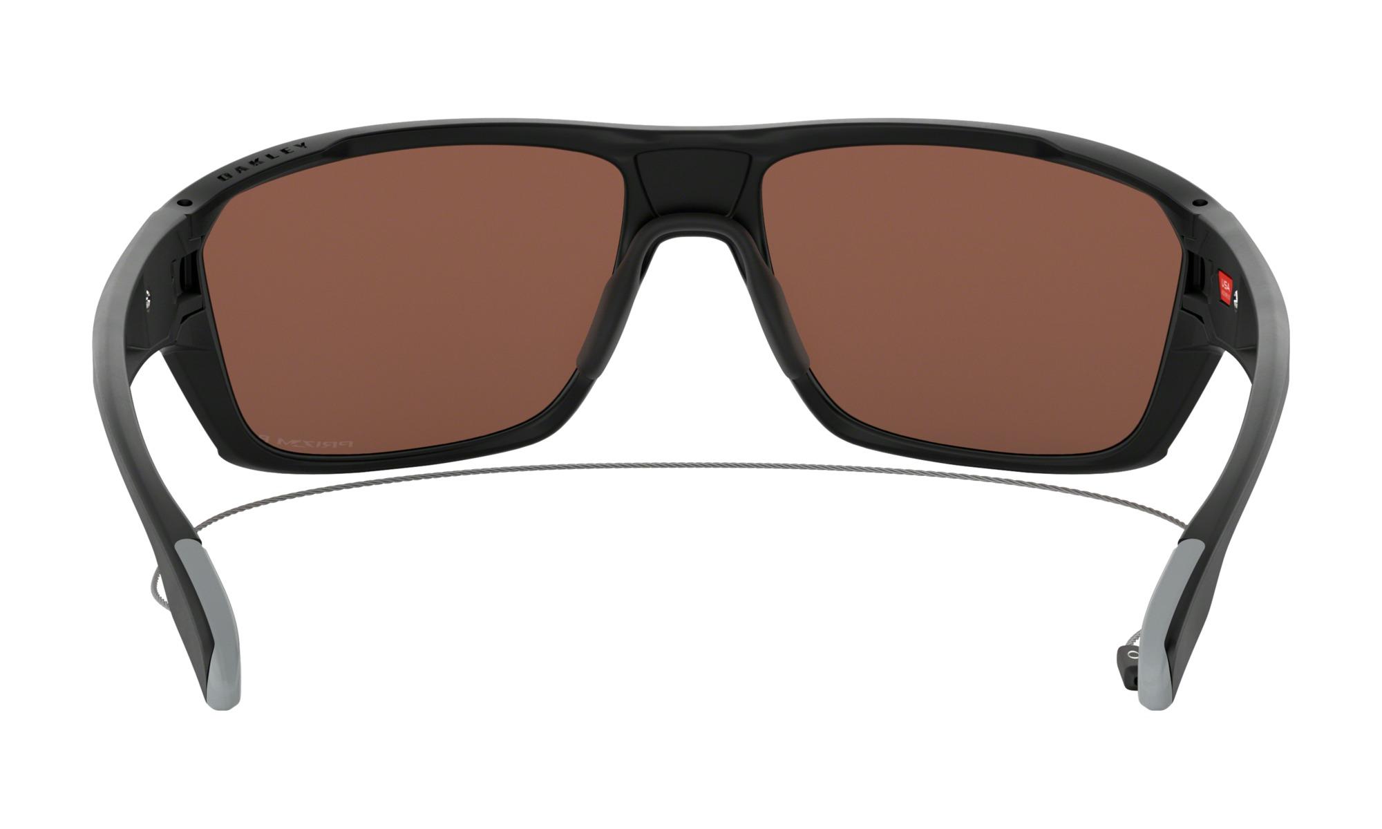 9f7d32c663f2 Braasport - Oakley Split Shot Matte Black   Prizm Deep Water Polarized  solbriller