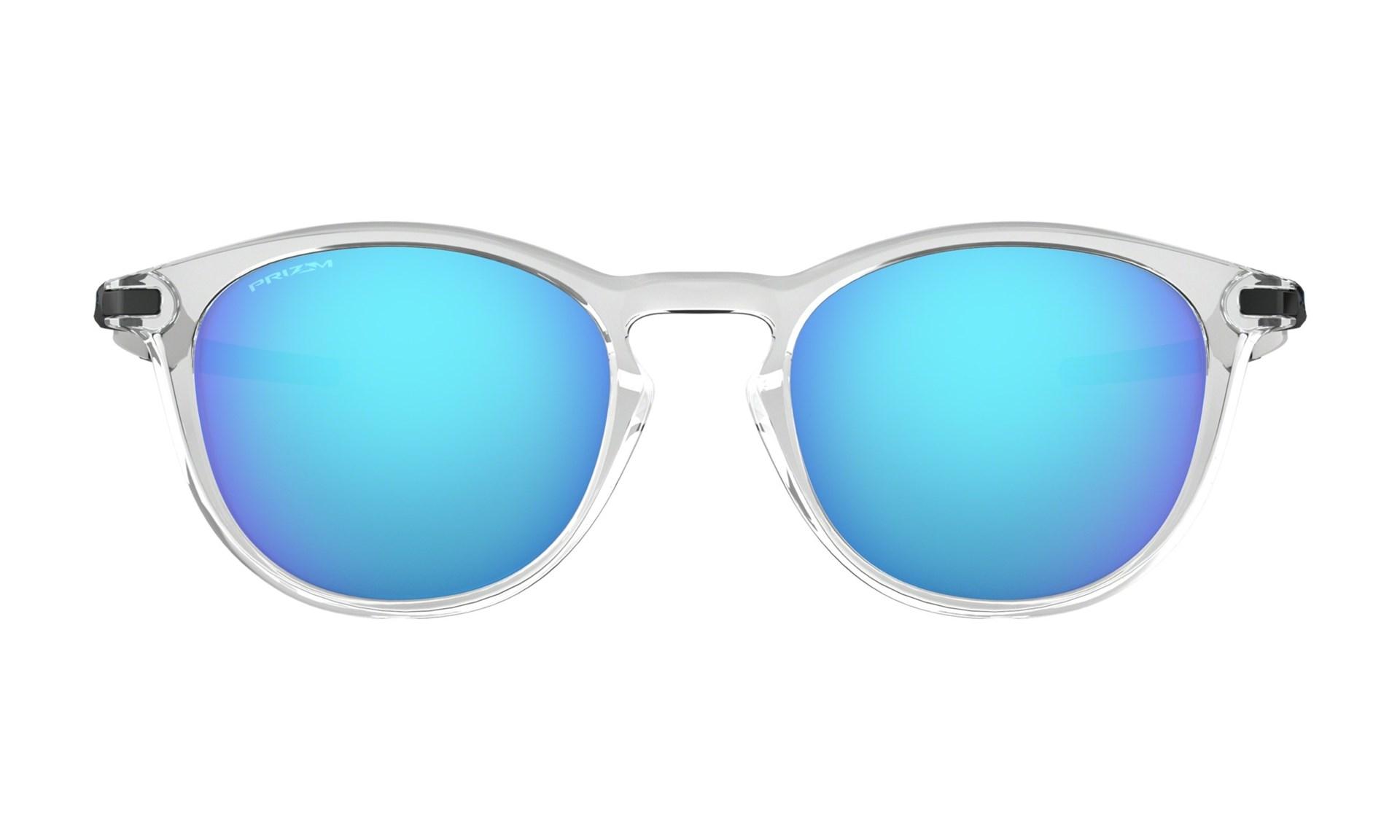 b9a3d772a103 ... Bilde  Oakley Pitchman R Polished Clear w  Prizm Sapphire solbriller -  Prizm Sapphire ...