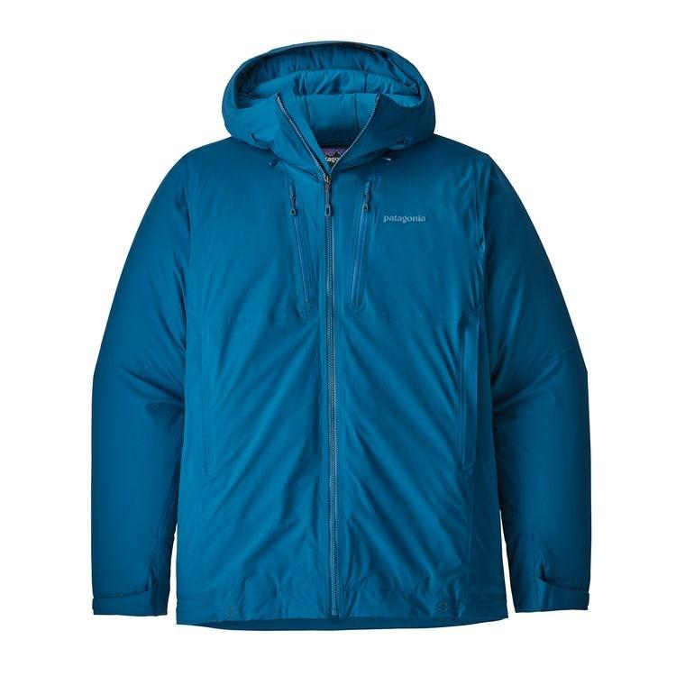 43eac908 Bilde: Patagonia Stretch Nano Storm Jacket, isolert skalljakke herre - Big  Sur Blue BSRB ...