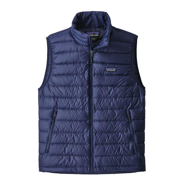 Patagonia M Down Sweater Classic Navy Isolerende jakker