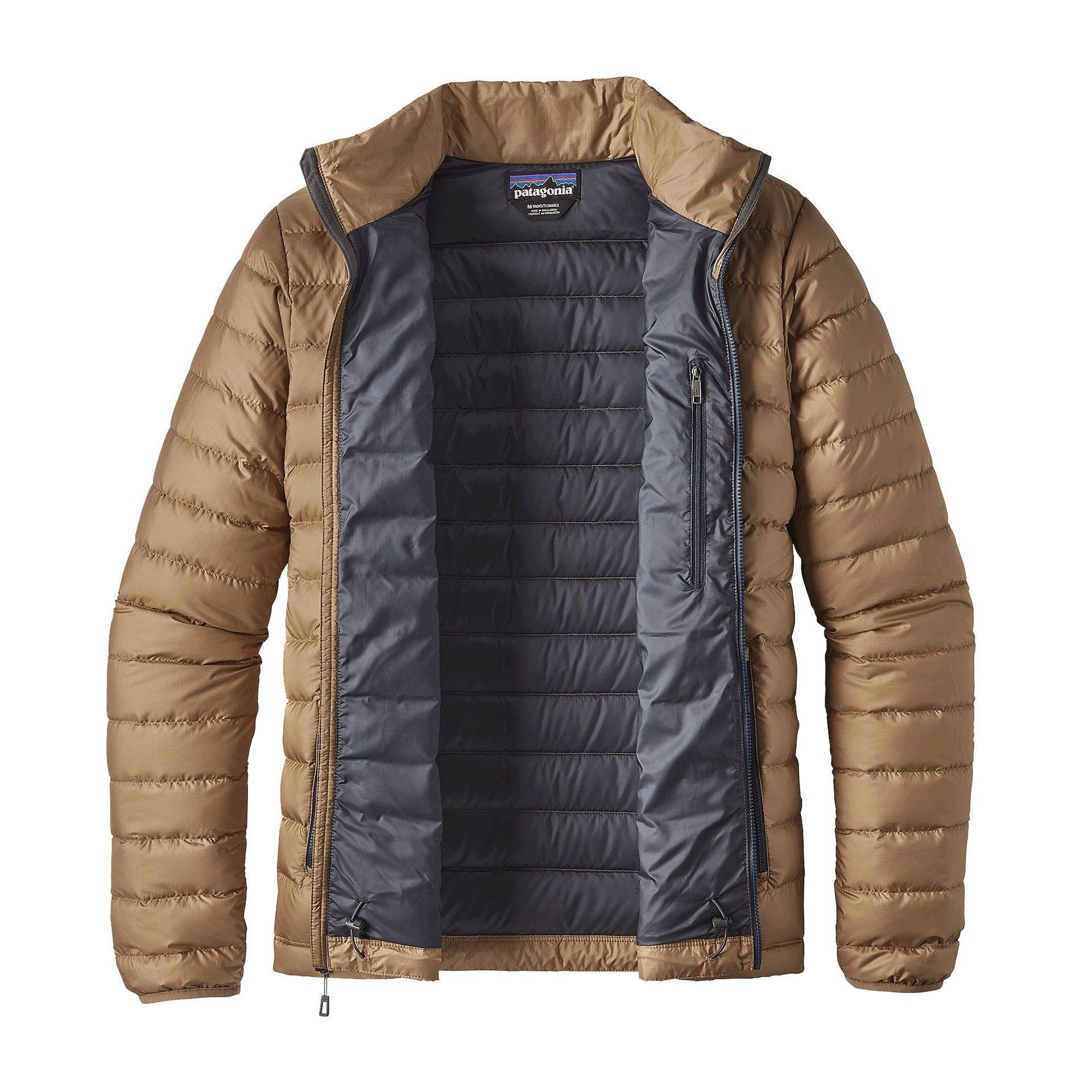 Patagonia Down Sweater Forge Grey