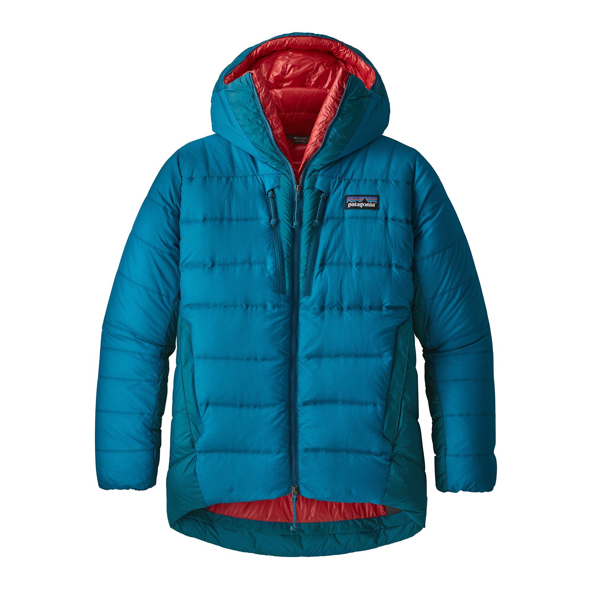 Patagonia M Down Sweater dunjakke herre Cargo Green | Platou