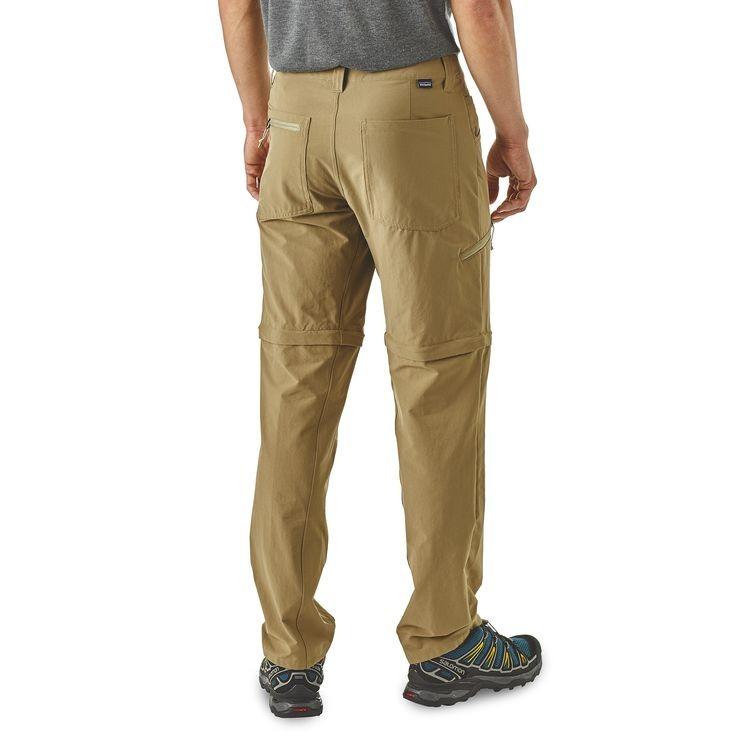 Braasport Patagonia Quandary Convertible Pants, turbukse herre