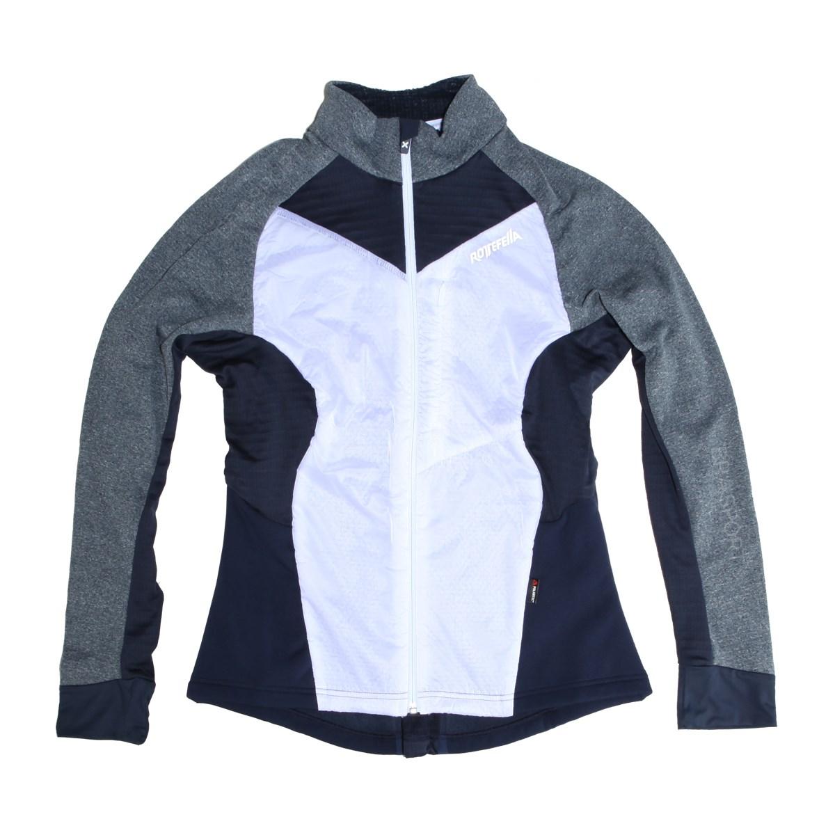 42e71d30 Bilde: Rottefella Women´s Impulse Jacket, langrennsjakke dame - Brilliant  White