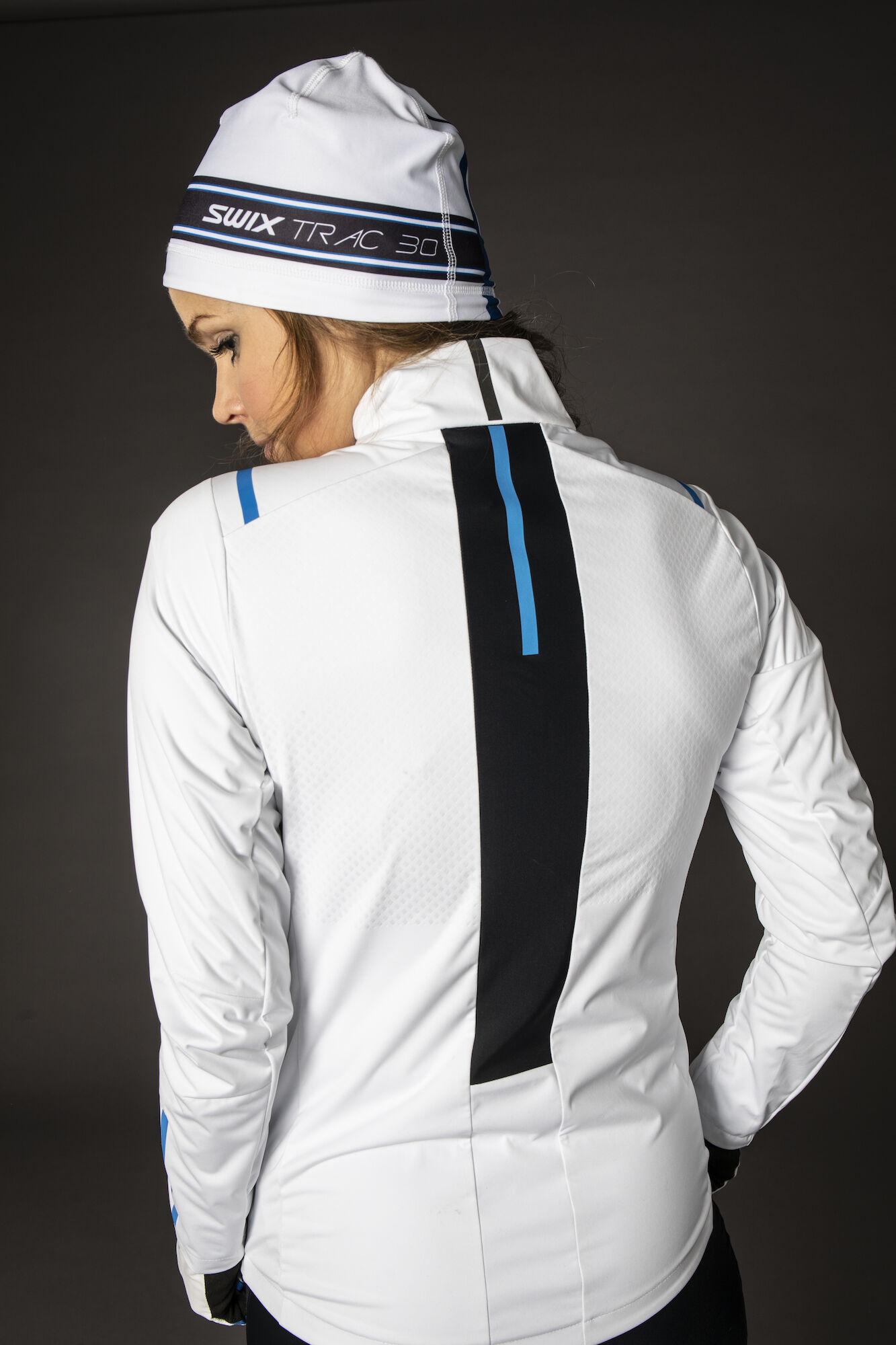 Swix Triac Jacket skijakke dame XS Langrennsjakke i Gore WS